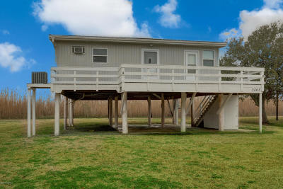 Cypremort Point Single Family Home For Sale: 3865 La Hwy 319