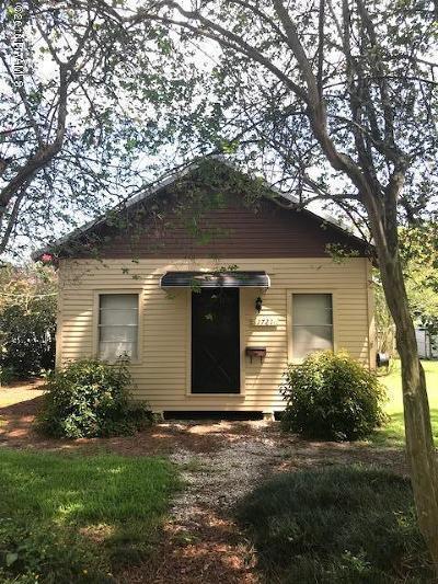 Abbeville Single Family Home For Sale: 1721 Maude Avenue