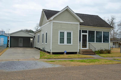 Abbeville Single Family Home For Sale: 205 S Young Street