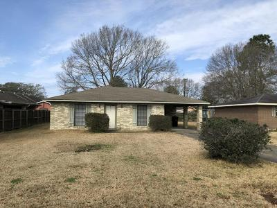 Vermilion Parish Single Family Home For Sale: 120 E Richlieu Circle
