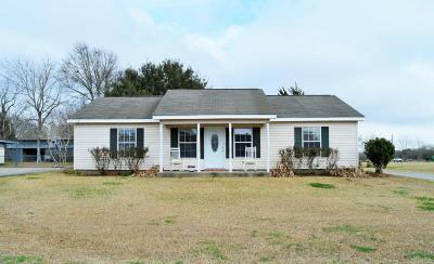 Abbeville Single Family Home For Sale: 1325 Betty Lane