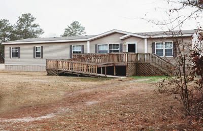 Basile Single Family Home For Sale: 1052 Bearcat Road