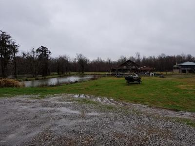 St Landry Parish Residential Lots & Land For Sale: Lots F&g S Wilderness Road