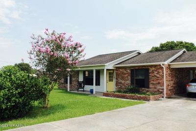 Crowley Single Family Home For Sale: 114 Nandi Drive