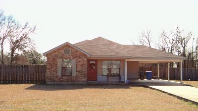 Carencro Single Family Home For Sale: 407 Saint Pierre Boulevard