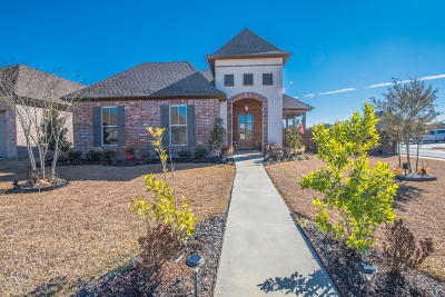 Broussard Single Family Home For Sale: 309 Channel Drive