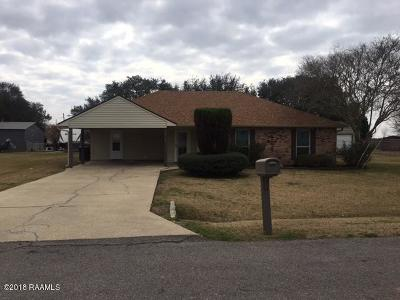 Abbeville Single Family Home For Sale: 13703 Lynnedale Loop