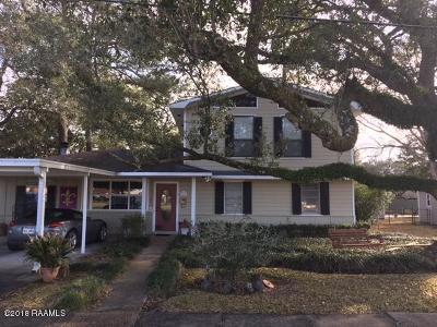 Eunice Single Family Home For Sale: 1211 Williams Avenue