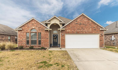 Rayne Single Family Home For Sale: 302 Lake Front