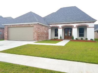 Woodlands Of Acadiana Single Family Home For Sale: 126 Olivewood Drive