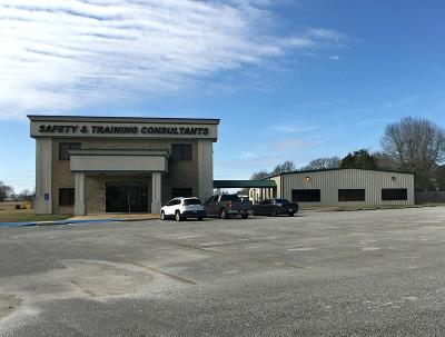 Iberia Parish Commercial For Sale: 8311 E Hwy 90
