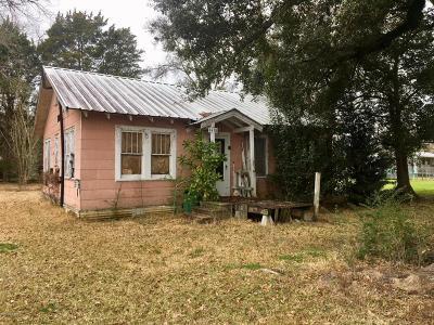 Basile Single Family Home For Sale: 1416 N Lewis Avenue