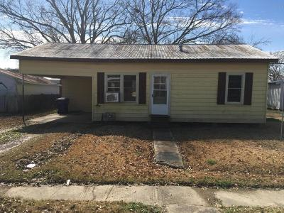 Duson Single Family Home For Sale: 109 Betty Ann St