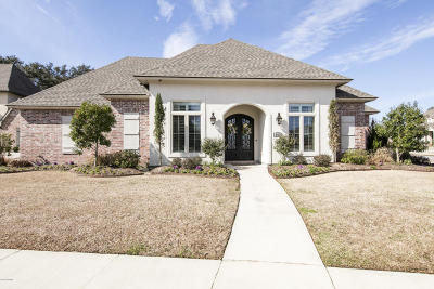 Copper Meadows Phase Iv Single Family Home For Sale: 100 Quiet Oaks Drive