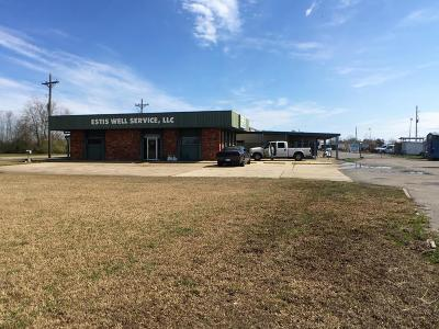 New Iberia Commercial For Sale: 1414 Grand Prarie Road