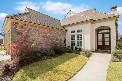 Lafayette Parish Single Family Home For Sale: 105 Habitat Ridge Drive