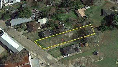 Iberia Parish Residential Lots & Land For Sale: 109 Delasalle Drive