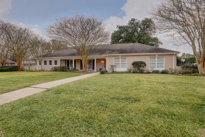 Lafayette Single Family Home For Sale: 1112 Greenbriar Road