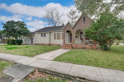 Abbeville Single Family Home For Sale: 302 E St. Victor