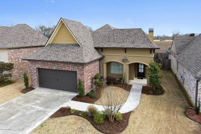 Lafayette Parish Single Family Home For Sale: 308 Flora Springs