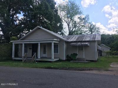 Breaux Bridge Single Family Home For Sale: 219 Dorset Street