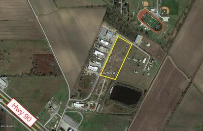 Iberia Parish Residential Lots & Land For Sale: Southwest Drive