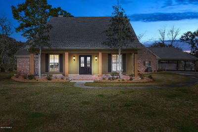 Lafayette Parish Single Family Home For Sale: 605 W Madison