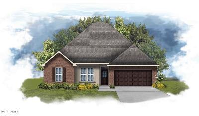 Sugar Ridge Single Family Home For Sale: 301 Hutton Lane