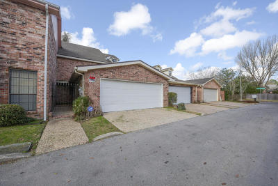 Lafayette Single Family Home For Sale: 104 Ambiance Circle