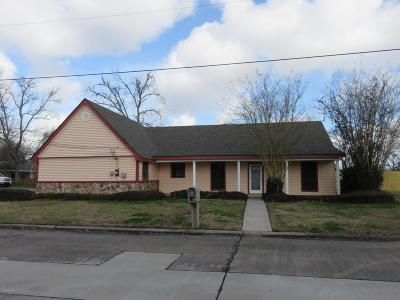 New Iberia Single Family Home For Sale: 306 W Tampico