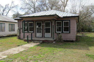 Mamou Single Family Home For Sale: 909 6th Street