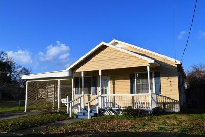 St. Martinville Single Family Home For Sale: 408 W Claiborne Street