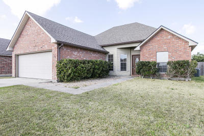 Youngsville Single Family Home For Sale: 125 Tall Oaks Lane
