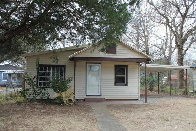 New Iberia Single Family Home For Sale: 509 Johnston Street