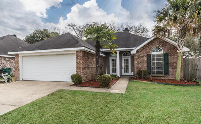 Broussard Single Family Home For Sale: 402 Pear Tree Circle
