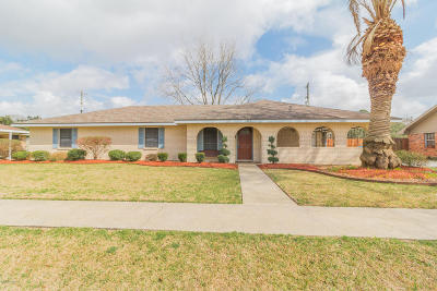 Lafayette Single Family Home For Sale: 409 Majestic Boulevard