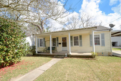 New Iberia Single Family Home For Sale: 404 Dodson Street