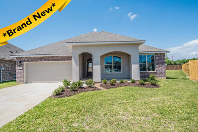 Youngsville Single Family Home For Sale: 109 Verger Drive