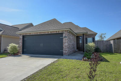 Youngsville Single Family Home For Sale: 406 Highland View Drive