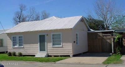 New Iberia Rental For Rent: 1508 Crestwell Drive