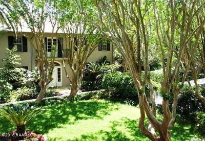 Lafayette Single Family Home For Sale: 213 Bendel Road #210