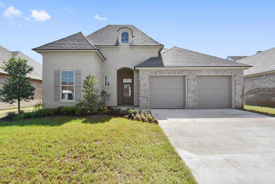 Broussard Single Family Home For Sale: 105 Old Road Drive