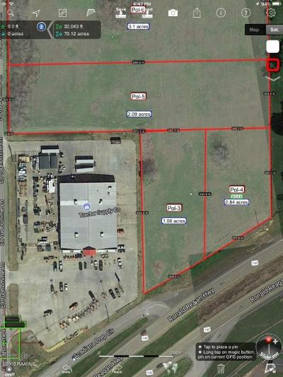 St Martinville, Breaux Bridge, Opelousas Residential Lots & Land For Sale: 1513 E Prudhomme Lane