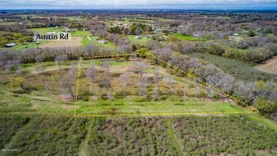 Youngsville Farm For Sale: 931-A Austin Road