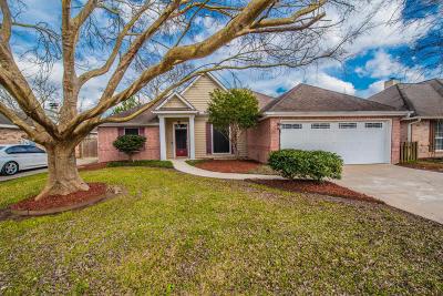 Lafayette Single Family Home For Sale: 411 Lancaster Drive