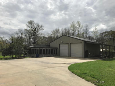 Abbeville Single Family Home For Sale: 13331 Pumping Plant Road