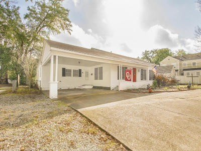 Abbeville Single Family Home For Sale: 611 N State Street
