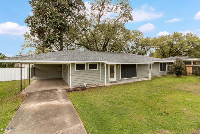 Lafayette Single Family Home For Sale: 220 Attakapas Road