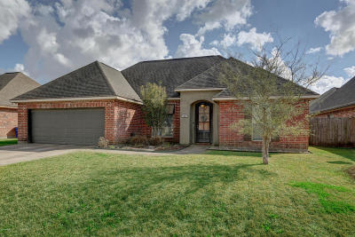 Youngsville Single Family Home For Sale: 312 Oak Hill Lane