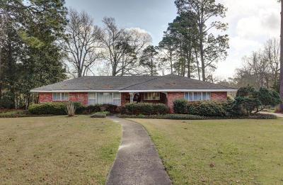 St Martinville, Breaux Bridge, Opelousas Single Family Home For Sale: 1605 Parkview Drive